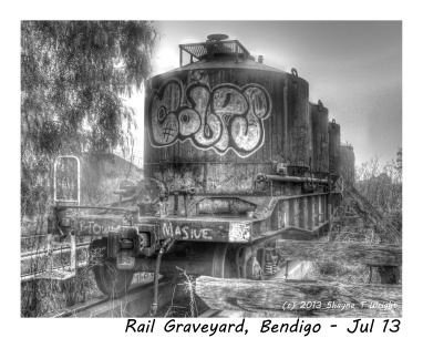 rail grave test